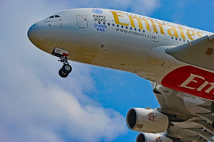a6-eoc emirates airlines airbus a380