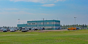 hay river airport, northwest territories