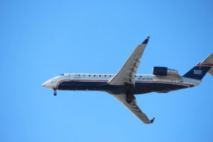 n414zw us airways bombardier crj-200lr yyz wisconsin air