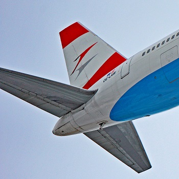 austrian airlines tail logo
