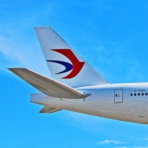china eastern airlines tail logo