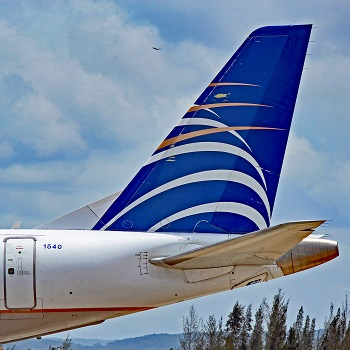 copa airlines tail logo