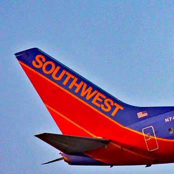 southwest airlines tail logo
