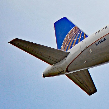 united airlines tail logo