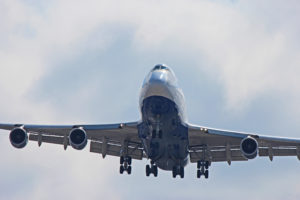 g-bygb british airways boeing 747-400 toronto yyz
