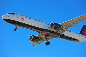 c-fjnx air canada airbus a321 new livery