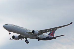 oo-sfn brussels airlines airbus a330-300 toronto yyz