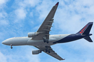oo-sfy brussels airlines airbus a330-200 toronto yyz