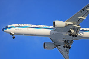b-2048 china southern airlines boeing 777-300er b77w toronto pearson yyz