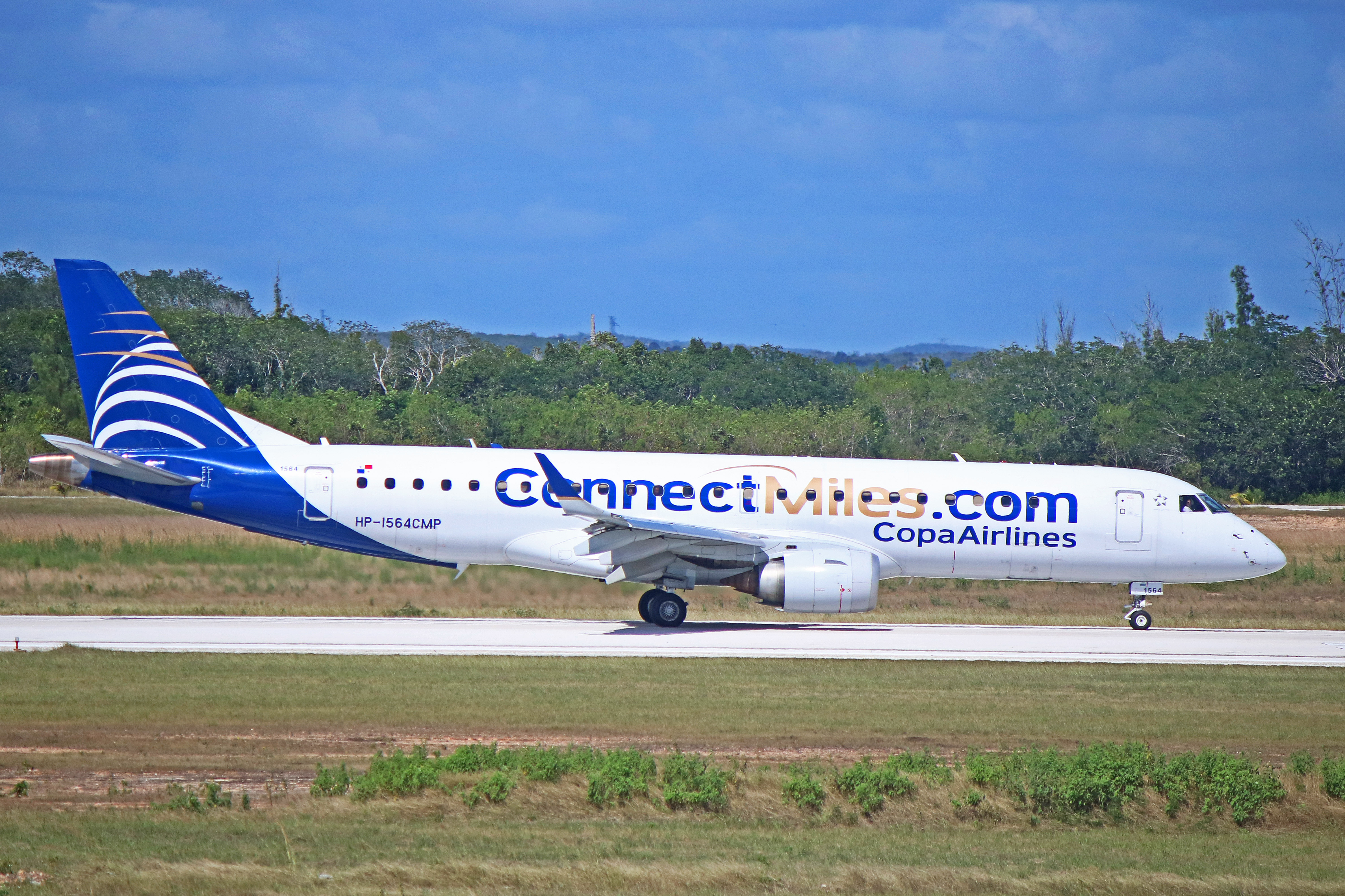 Copa Airlines 737 Max 9